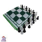شطرنج پارچه ای آهو طلایی